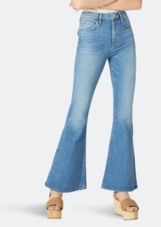 Hudson Jeans Holly High-Rise Flare Flap Jean - 31 - Also in: 32, 25, 28, 26, 27, 33, 30, 23, 24, 34, 29