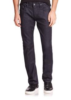 Hudson Jeans Blake Slim Straight-Leg Jeans