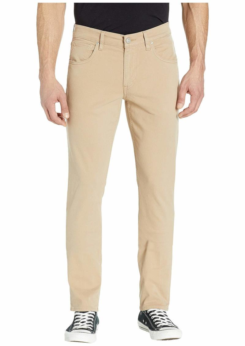 Hudson Jeans Blake Slim Straight Twill in Quicksand