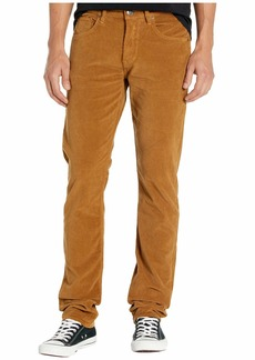 Hudson Jeans Blake Slim Straight Zip Fly in Reactive Sienna