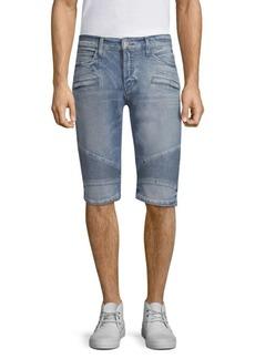 Hudson Jeans Blinder Denim Biker Shorts
