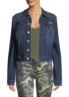 Hudson Jeans Button-Down Denim Jacket
