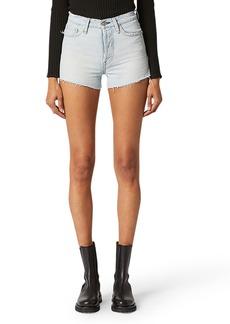 Hudson Jeans Cara Classic Denim Shorts