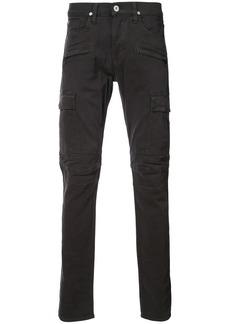 Hudson Jeans cargo denim jeans