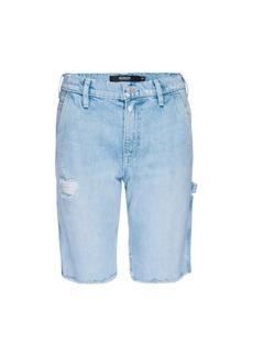 Hudson Jeans Carpenter Denim Bermuda Shorts