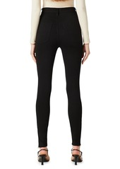 Hudson Jeans Centerfold High-Rise Skinny Jeans