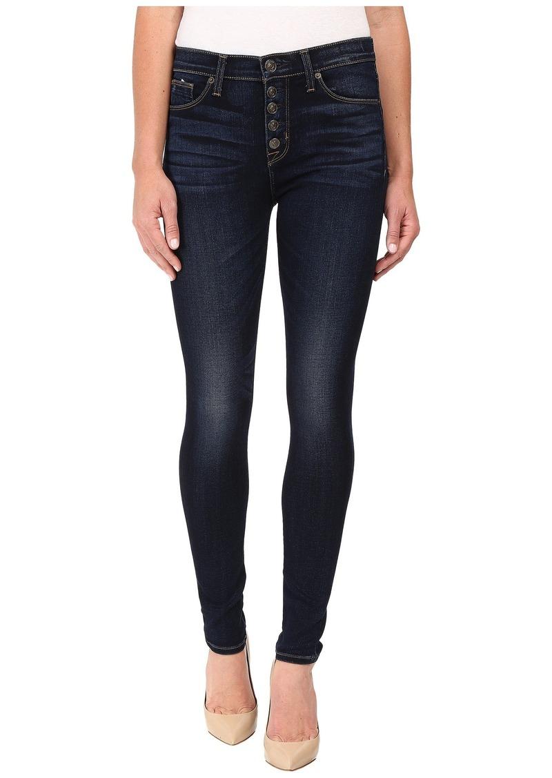 70f80f2468c Hudson Jeans Ciara Exposed Button Skinny High-Rise in Calvary | Denim