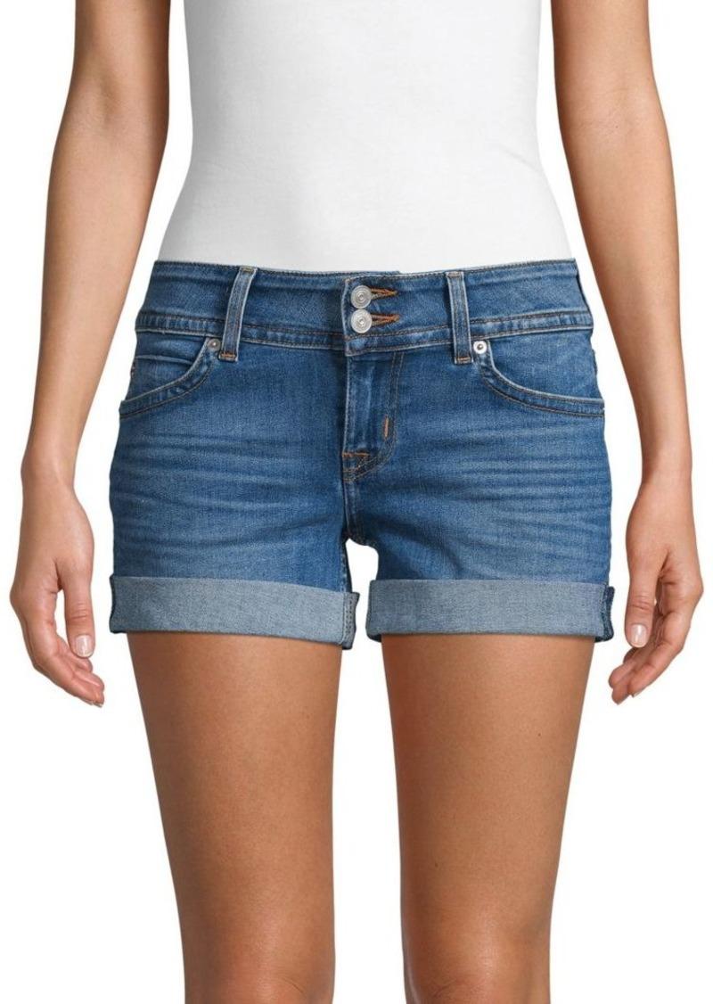 Hudson Jeans Classic Denim Shorts
