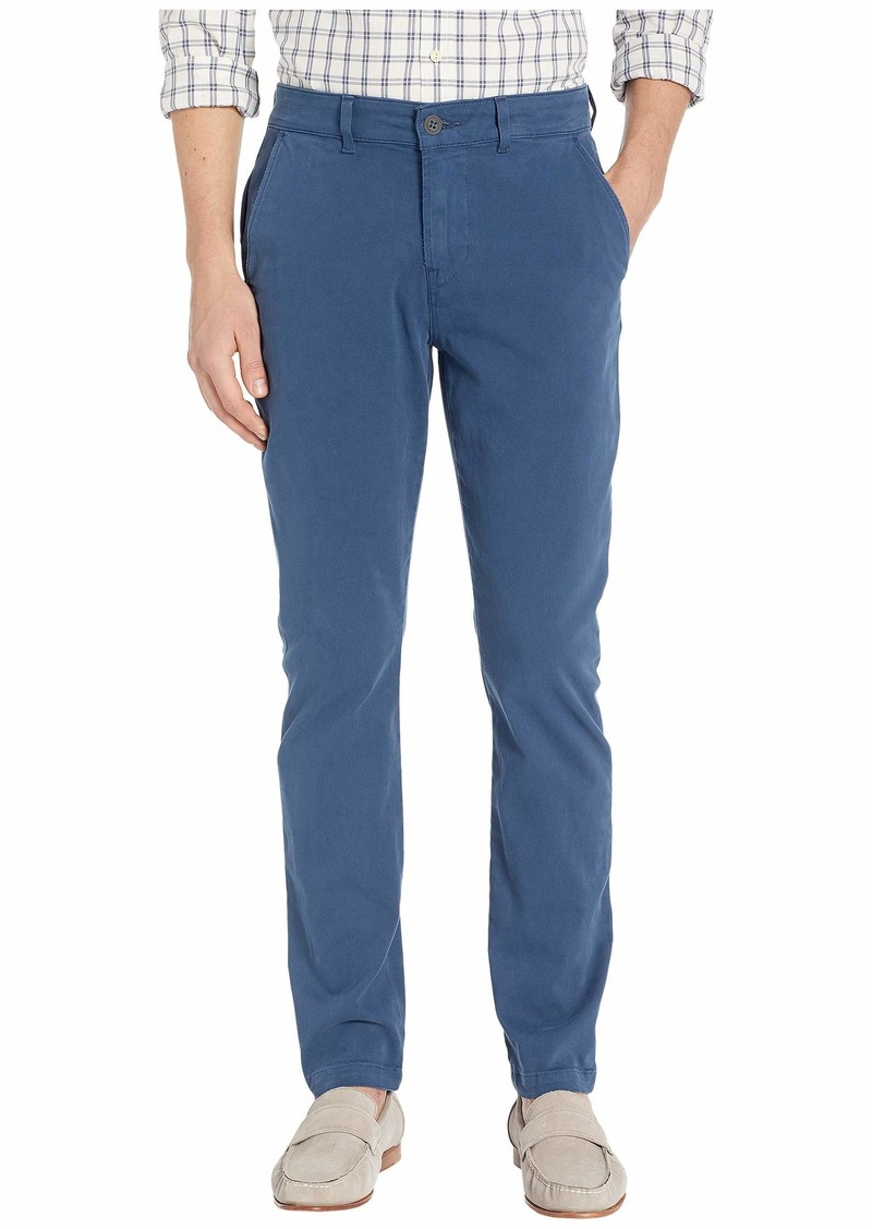 Hudson Jeans Classic Slim Straight Chino Pants in Insignia Blue