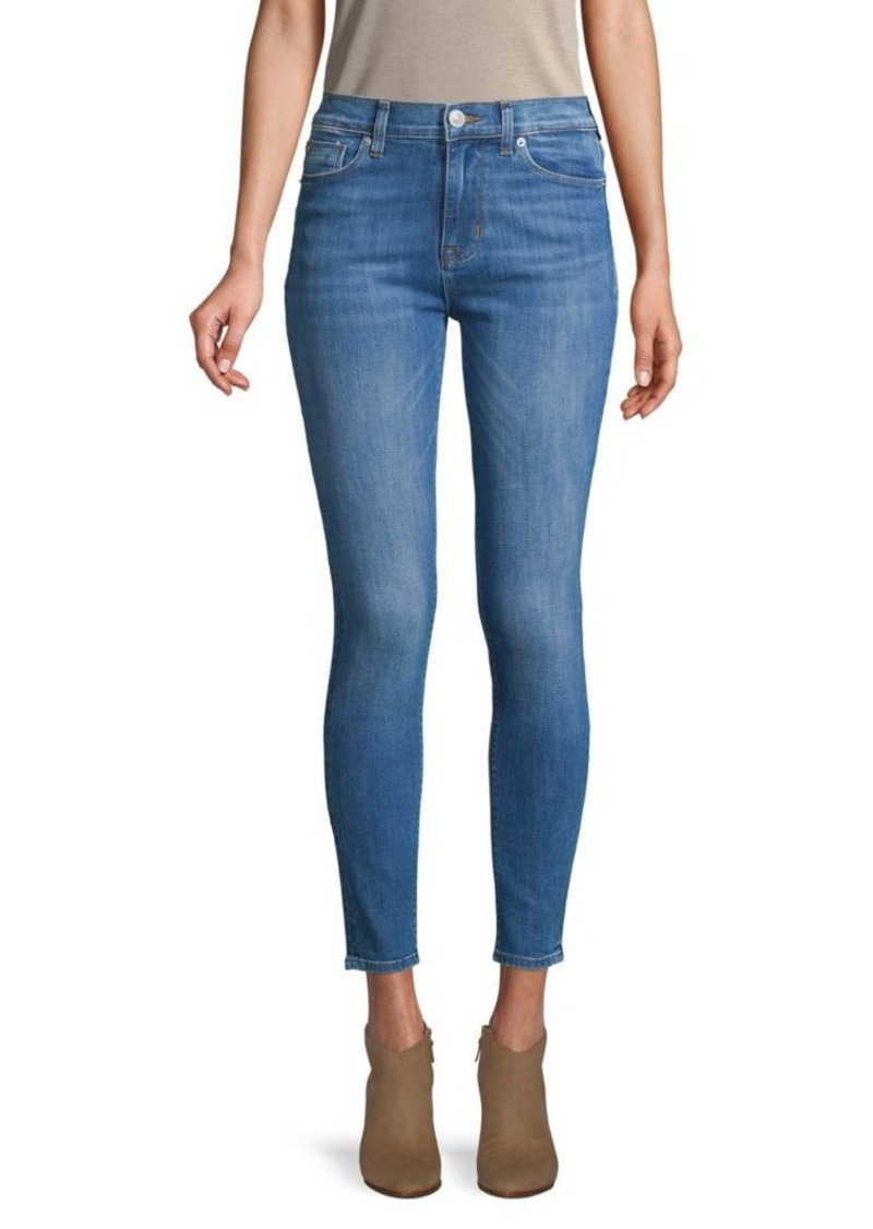 Hudson Jeans Classic Super Skinny Ankle Jeans