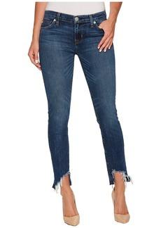 Hudson Jeans Colette Mid-Rise Skinny in Split Second