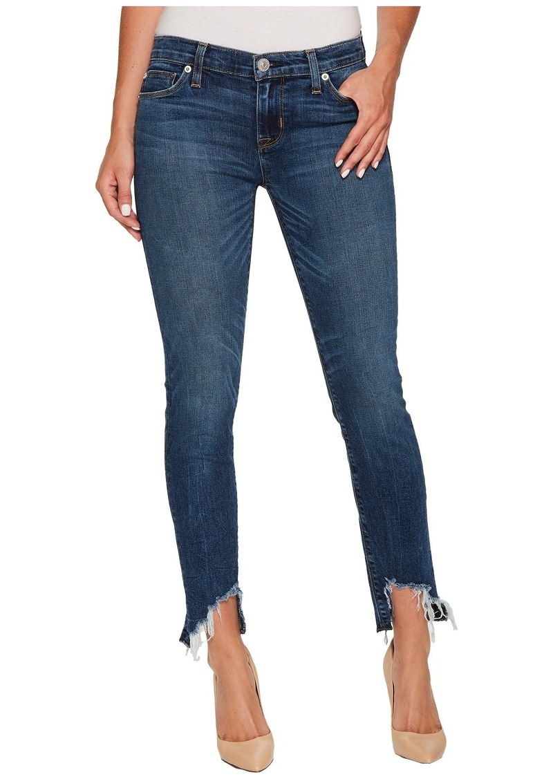 Hudson Jeans Colette Mid-Rise Skinny in Split Second