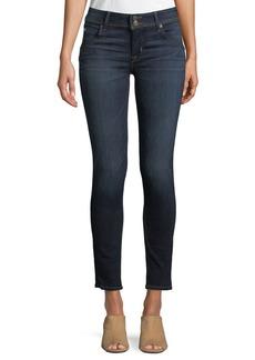 Hudson Jeans Collin Flap-Pocket Ankle Skinny Jeans