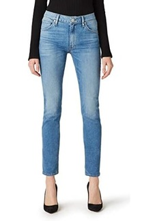 Hudson Jeans Collin High-Rise Flap Skinny in Dream Lover