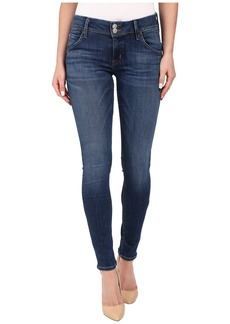 Hudson Jeans Collin Mid-Rise Skinny in Dream On