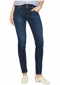 Hudson Jeans Collin Mid-Rise Skinny Jeans in Fullerton
