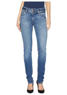 Hudson Jeans Collin Mid-Rise Skinny Jeans in Maxson
