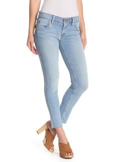 Hudson Jeans Collin Raw Hem Ankle Skinny Jeans