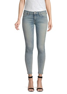 Hudson Jeans Cropped Denim Jeans