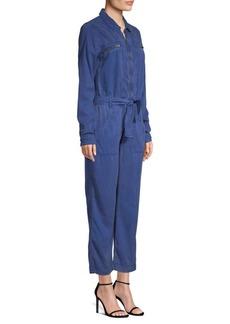 Hudson Jeans Cropped Utility Jumpsuit
