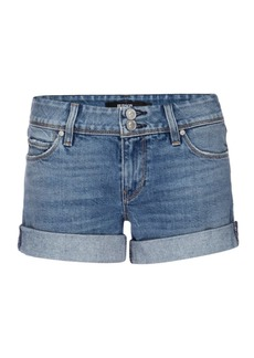 Hudson Jeans Croxley Mid-Thigh Shorts