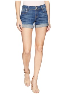 Hudson Jeans Croxley Mid Thigh Shorts in Ramona