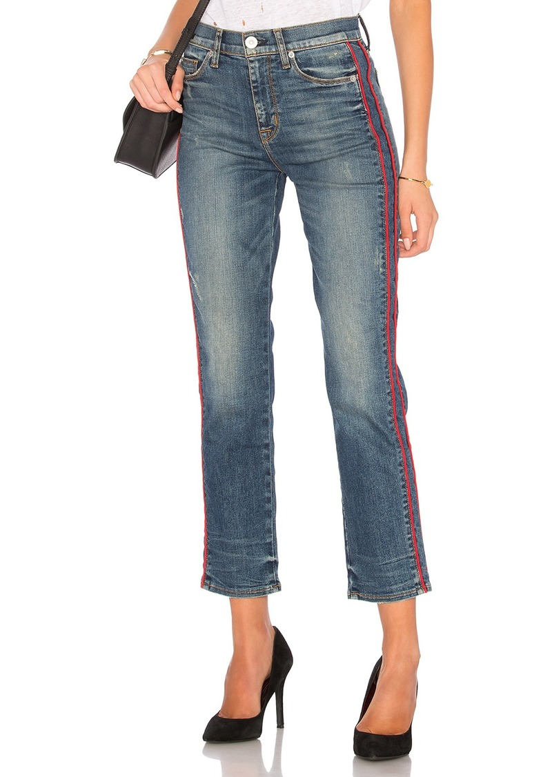 Hudson Jeans Custom Zoeey High Rise Ankle