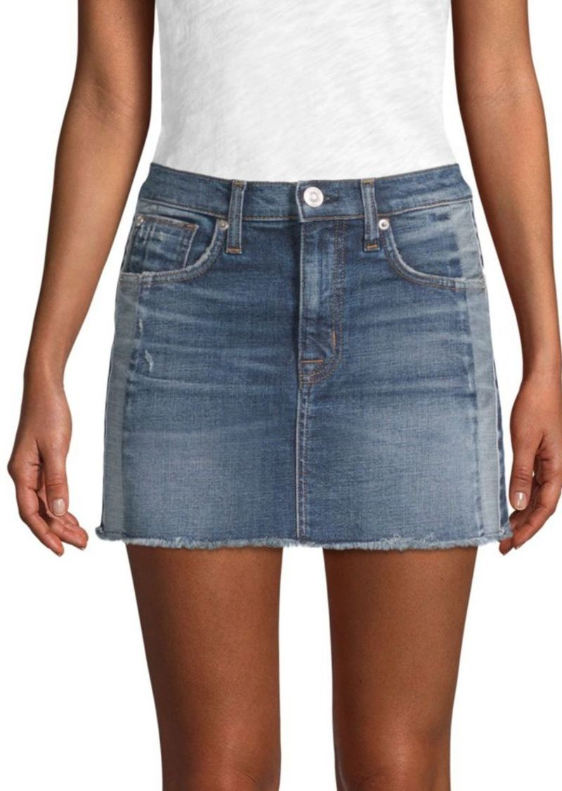 0bc59755c Hudson Jeans Denim Mini Skirt | Skirts
