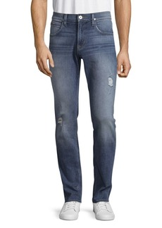 Hudson Jeans Distressed Denim Jeans