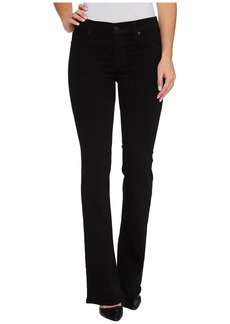 Hudson Jeans Drew Mid-Rise Bootcut in Black