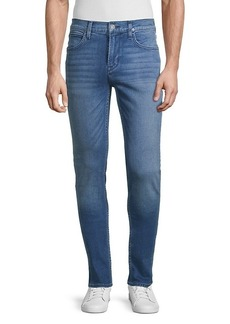 Hudson Jeans Five-Pocket Straight Jeans
