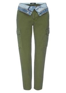 Hudson Jeans Foldover Cargo Pants