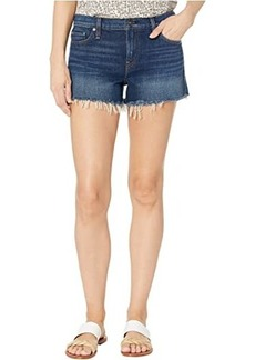 Hudson Jeans Gemma Cut Off Shorts in Distance