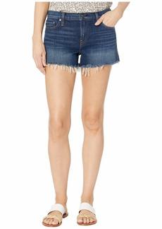 Hudson Jeans Gemma Cut Off Shorts in Distance