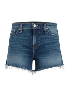 Hudson Jeans Gemma Mid-Rise Shorts