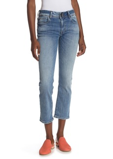 Hudson Jeans Ginny Crop Straight Leg Jeans
