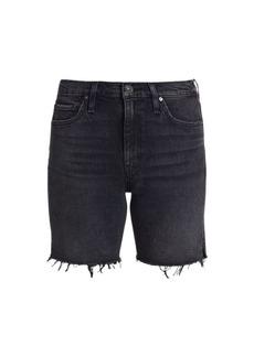Hudson Jeans Hana Denim Biker Shorts