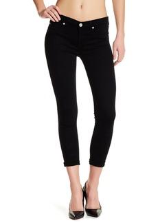 Hudson Jeans Harkin Cropped Skinny Jeans