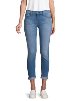 Hudson Jeans Harkin Super Skinny Crop Jeans
