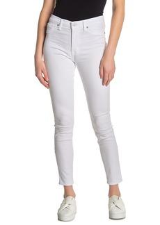 Hudson Jeans High Rise Blair Ankle Super Skinny Jeans