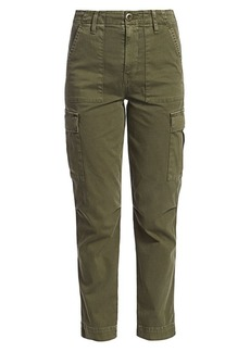 Hudson Jeans High-Rise Classic Cargo Pants