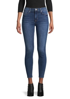 Hudson Jeans High-Rise Skinny Ankle Jeans