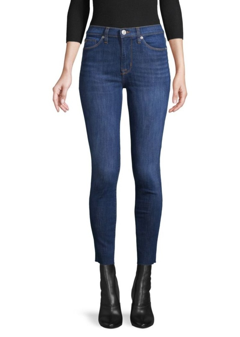 Hudson Jeans High-Rise Super Skinny Jeans