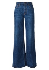 Hudson Jeans High-Rise Wide-Leg Jeans