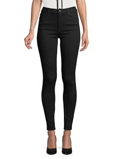 Hudson Jeans High Waist Skinny Jeans