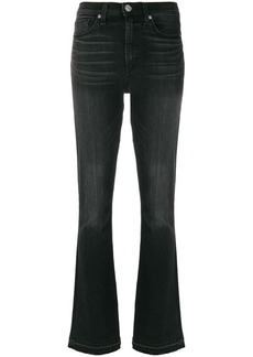 Hudson Jeans high waisted flared jeans