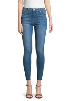Hudson Jeans High-Waisted Skinny Jeans