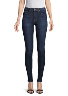 Hudson Jeans High-Waisted Super Skinny Ankle Jeans