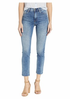Hudson Jeans Holly High-Rise Crop Skinny in Pre-Party