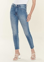 Hudson Jeans Holly High-Rise Crop Skinny Jeans